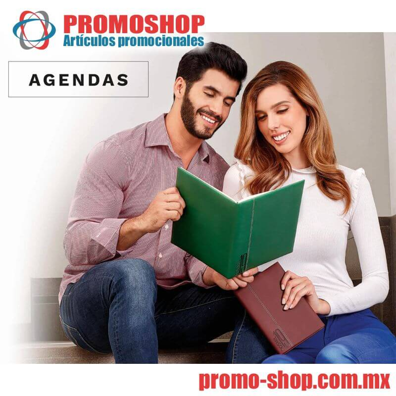 Agendas promocionales