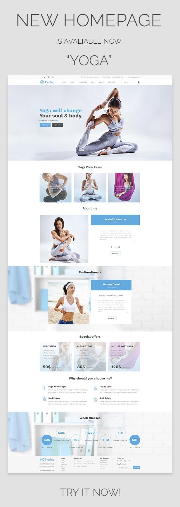 Medical   Medina Medical WordPress - 5