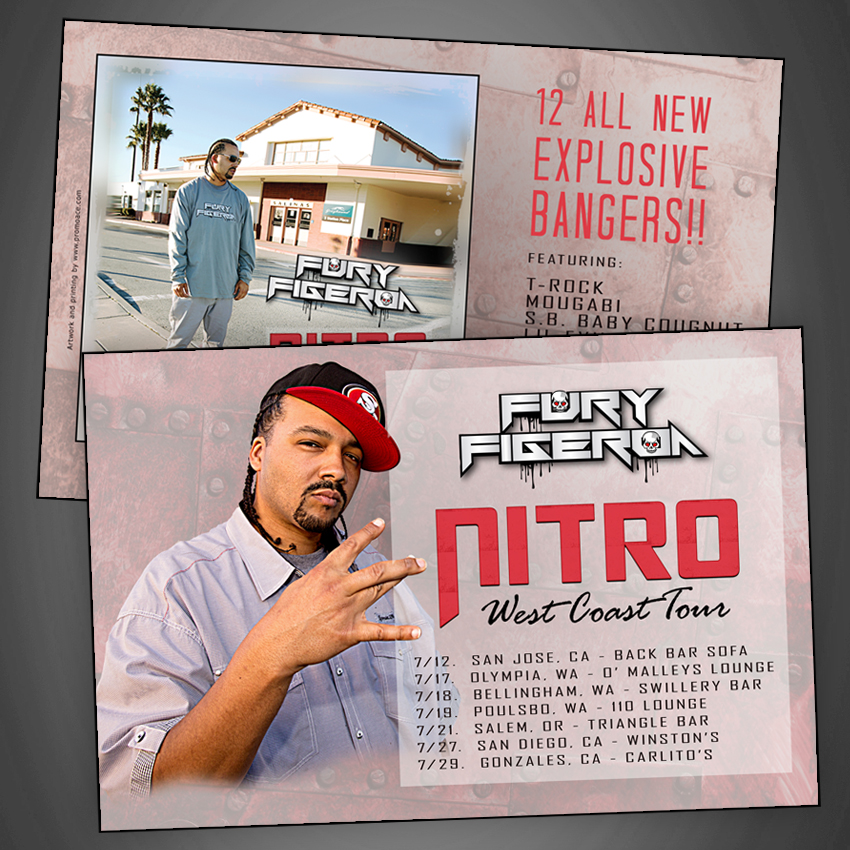 nitro tour