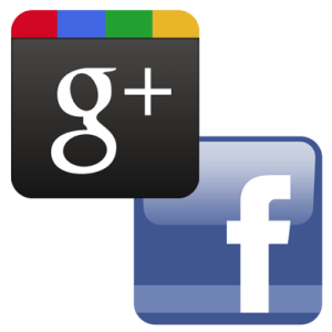 Google + vs. Facebook