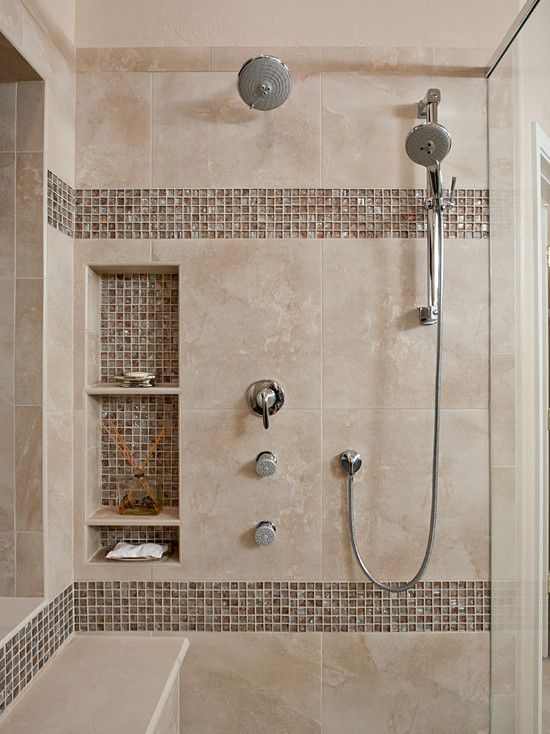 Awesome Shower Tile Ideas