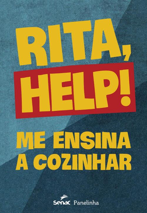 Comprar Livro Rita Help, me ensina a cozinhar