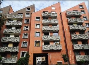 Riga -Wohnhaus