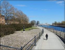 Gävle- (vom Hafen)