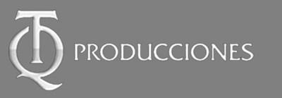 logo tq producciones gris