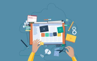 Elementos de una Web para un Proyecto Cultural
