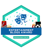 Banners for Entertainment Blogs Award 2018