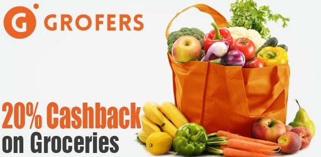 Grofers Coupons 2021 – Discount Codes, Promo Offers