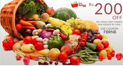 BigBasket Coupons & Offers For 2021 : Upto 80% OFF + Extra OFF