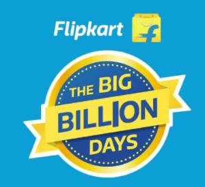 Flipkart Big Billion Days Offer