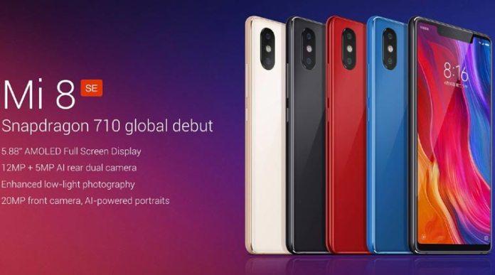Xiaomi Mi 8 SE Price on Flipkart & Amazon| Release Date in India