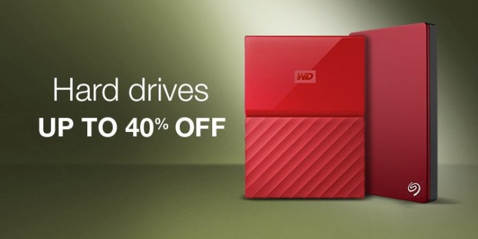 Best Hard Disk Offers on 1TB,1.5TB, 2TB & More - Cheapest Price(Free Shipping)