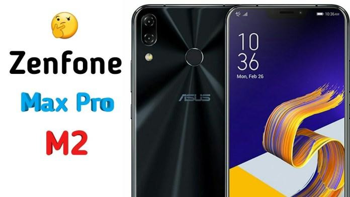 Asus Zenfone Max Pro m2 Price on Flipkart & Amazon| features, Specifications & Release Date in India