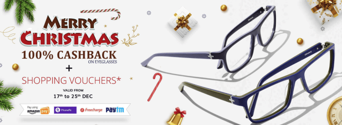 Coolwinks Loot - Buy Sunglasses at Rs 4 Only ( Via Paytm/PhonePe/Amazon Pay/Freecharge)