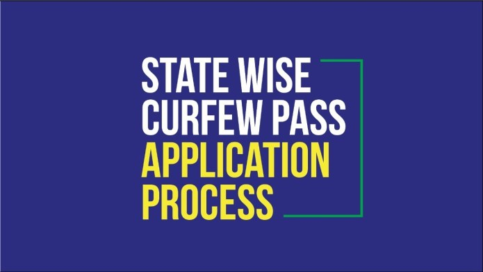 How to Apply Covid 19 Curfew E-Pass Online