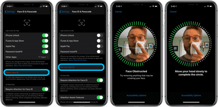 How to Unlock Your Android & iPhone FaceID with Mask
