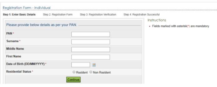 ITR E-file Online 2020