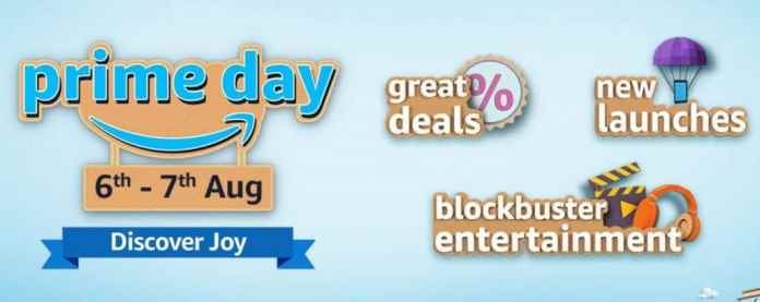Amazon Prime Day Sale 2020 Offers & Deals
