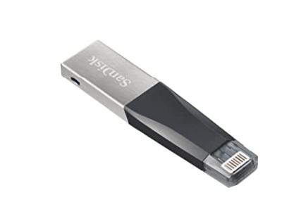 Sandisk OTG Flash Drive for iPhones