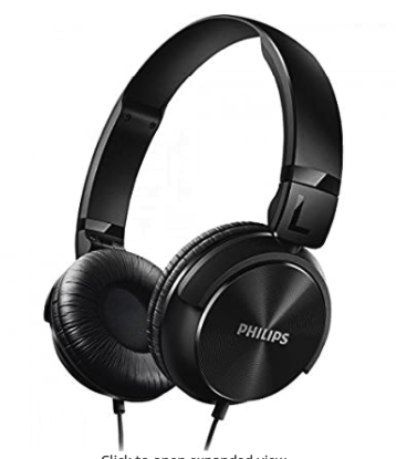 Philips Headphones under 1000 Rs in India