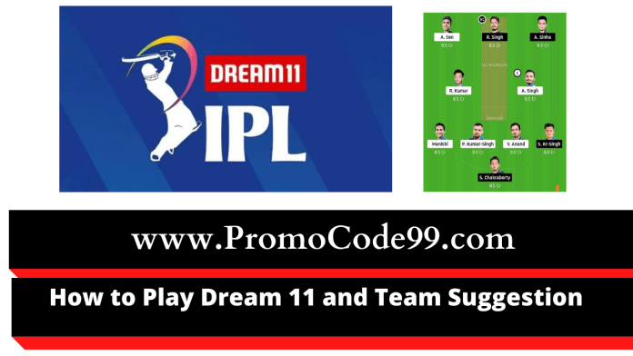 How to Play IPL Dream11 and Earn Real Cash & Team Suggestion [IPL 2021]