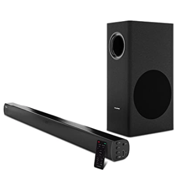 Soundbar with Sub-woofer under 10000 Rs in India