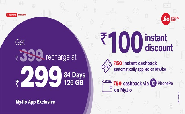 Free Jio Recharge Offer Trick