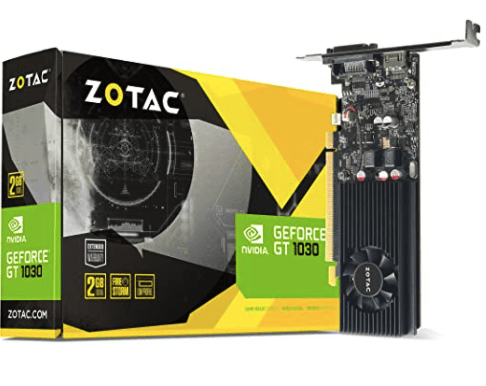 Zotac Graphics cards under 5000 Rs