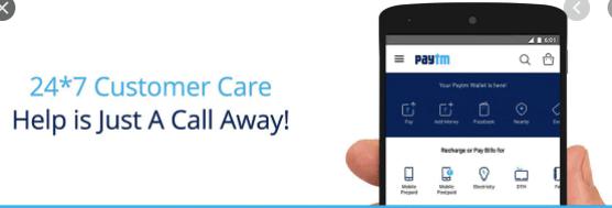Paytm 24x7 Customer Care