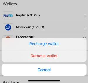 Paytm wallet to bank For free