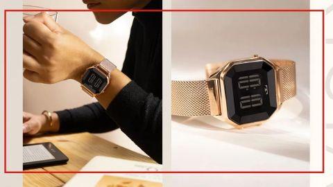 10% OFF em relógios Technos