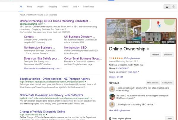 Google Schema