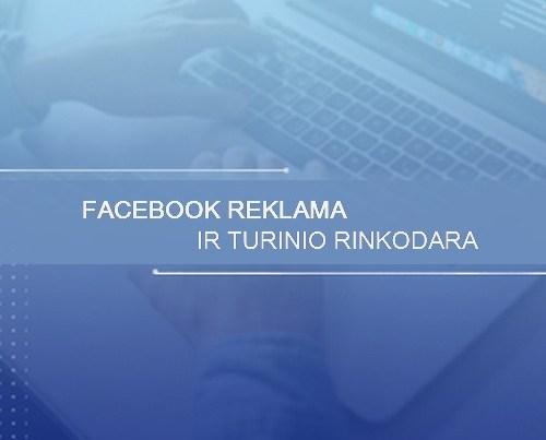 turinys ir facebook reklama