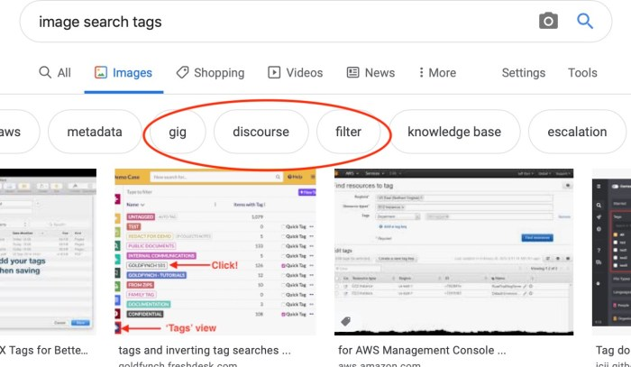 Google SEO Image Search Tags