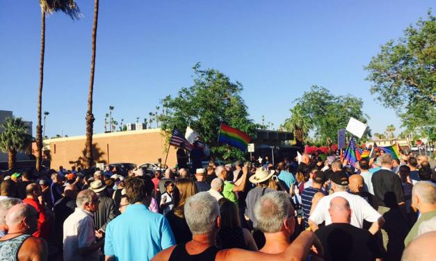 (COMPLETE VIDEO) #StandingWithOrlando Vigil, Palm Springs, California: A PromoHomo.TV Special Report