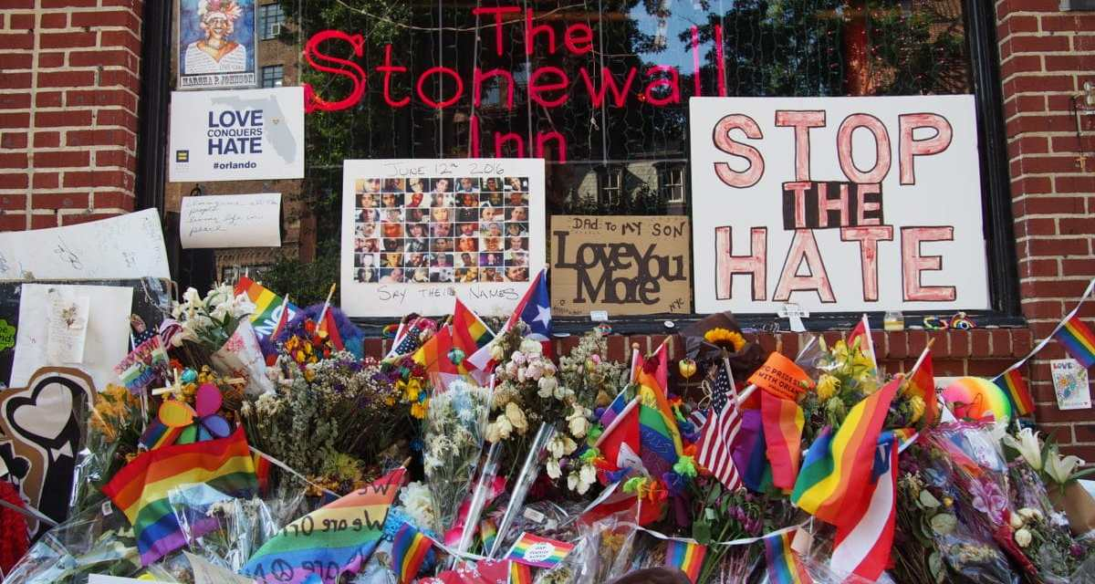 STONEWALLS: An LGBTQ Civil Rights Anthem