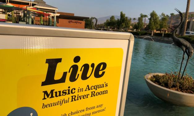 Musical Nights Now on Offer (Fridays, Sundays) at Acqua California Bistro