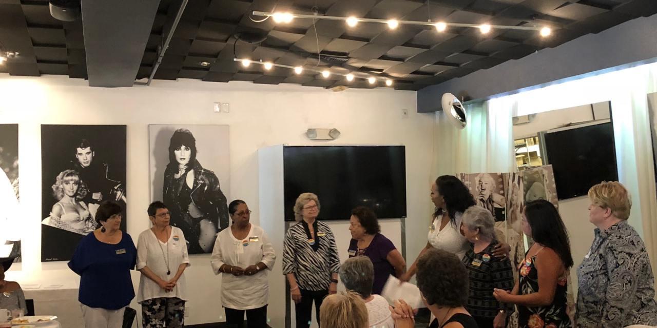 The L-Fund Hosts Volunteer Appreciation Brunch at Lulu California Bistro