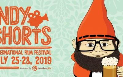 Notes From Hollywood Headed To Indy Shorts in Indianapolis – July 25-28, 2019