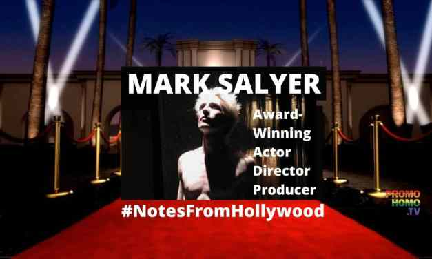 Mark Salyer | Award-Winning Actor – Writer – Producer