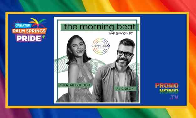 CHANNEL Q Is Giving Palm Springs Pride 2020 A Voice | PromoHomo.TV