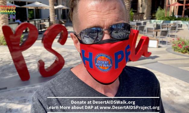 My Virtual Desert AIDS Walk 2020 Benefiting Desert AIDS Project