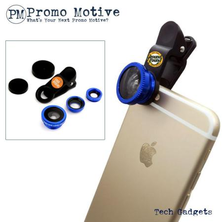 2 TGCL-01 3 in 1 Clip-on smartphone and i-phone camera lens