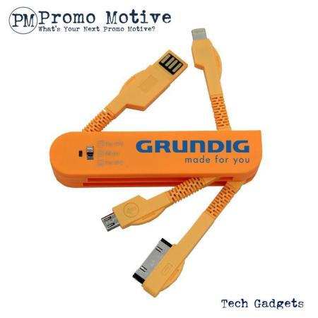 TGK-003 Cable Data Knife - Orange