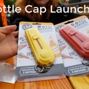 cap zappa bottle cap launcher gun
