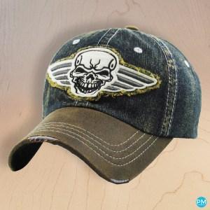 custom logo ball cap and baseball hat