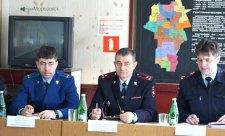 Полиция в гостях у Морозовских кадетов. про Морозовск