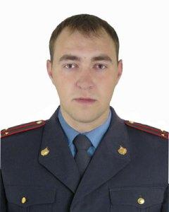 Морозовский участковый Плетнев Аркадий Сергеевич