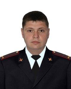 Морозовский участковый Басай Д.В.