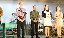 Школьный фестиваль, Морозовск, Ростовская область